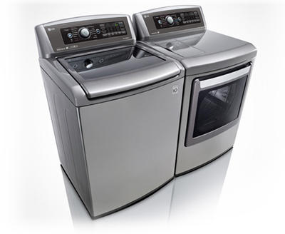LG Washer Dryer Laundry pair WT5680HVA-DLEX5780VE