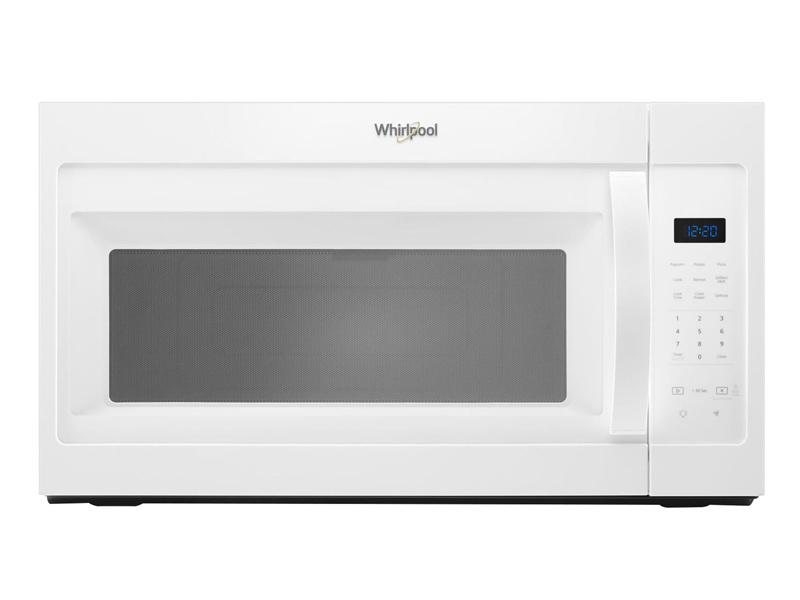 30 U0026quot  Whirlpool 1 7 Cu  Ft  Microwave Hood Combination With
