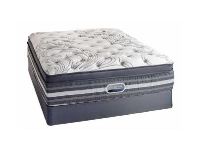 Beautyrest Pocketed Coil Technology Mattresses - Recharge World Class
