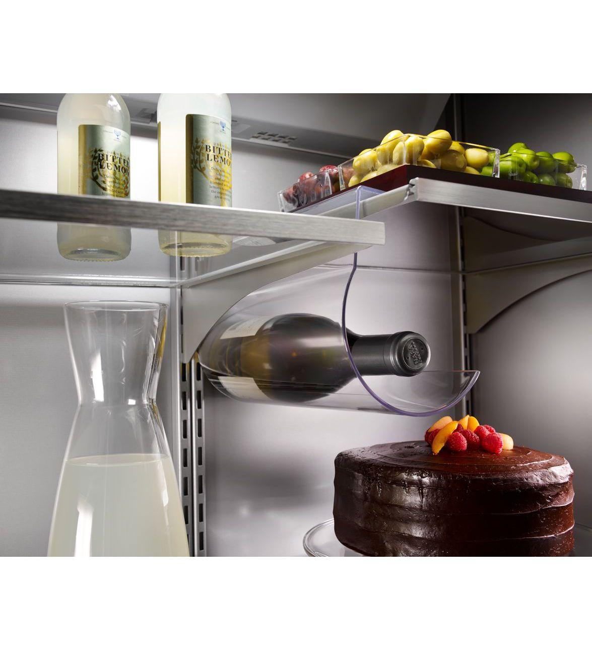 36 kitchenaid 20 8 cu ft built in stainless steel - Kitchenaid refrigerator platinum interior ...