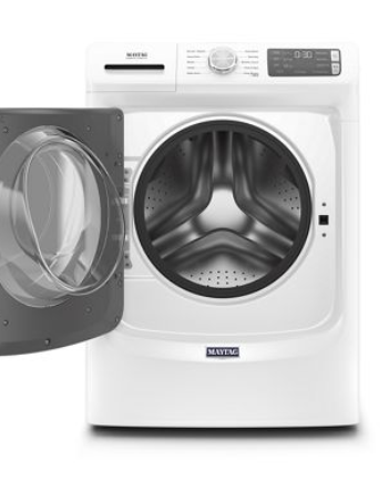 Maytag Front Load Washer with Extra Power and 12-Hr Fresh Hold option - 5.2 cu. ft. - MHW5630HW