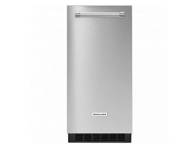 15'' KitchenAid  Automatic Ice Maker with PrintShield™ Finish - KUIX335HPS