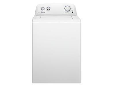 Amana 4.0 cu. ft. I.E.C. High-Efficiency Top-Load Washer with White Porcelain Tub - NTW4665GW