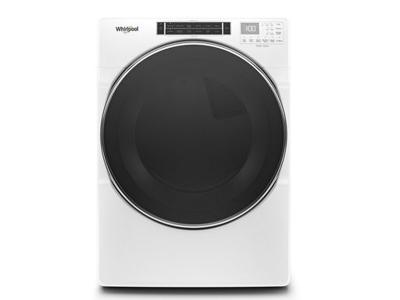 Whirlpool 7.4 cu. ft. Front Load Gas Dryer with Steam Cycles - WGD8620HW