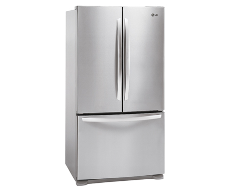 36 Lg Counter Depth French Door Refrigerator With Smart Cooling Syste