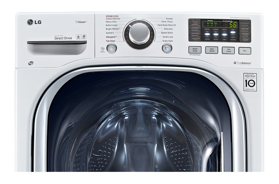 27 Quot 5 0 Cu Ft Full Size All In One Front Load Washer