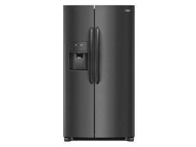 Frigidaire Gallery 22.2 Cu. Ft. Counter-Depth Side-by-Side Refrigerator - FGSC2335TD