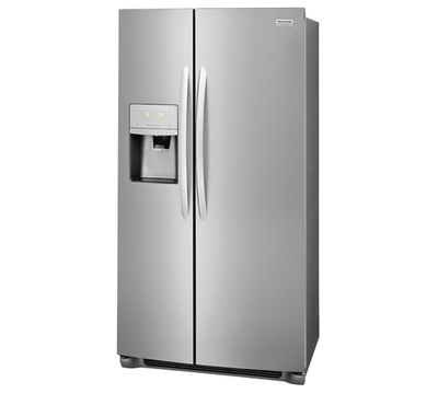 Frigidaire Gallery 25.6 Cu. Ft. Side-by-Side Refrigerator - FGSS2635TF